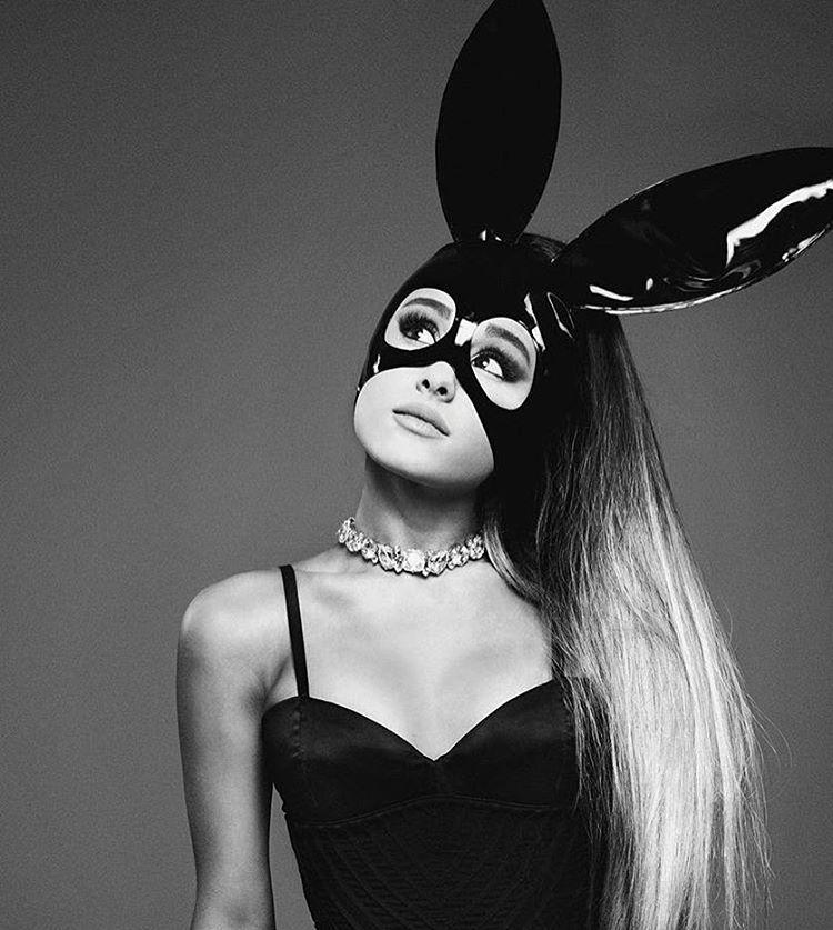 Top 10 cuentas de Instagram en 2016 - Ariana Grande