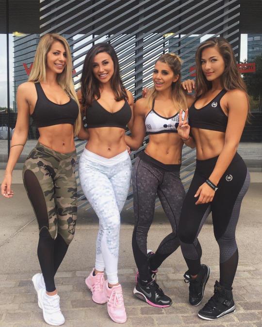 El gimnasio da resultados sexys - Yoga Pants