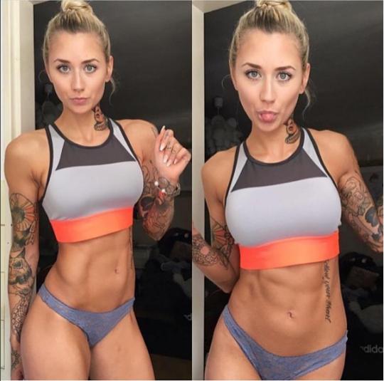 El gimnasio da resultados sexys - Sexy