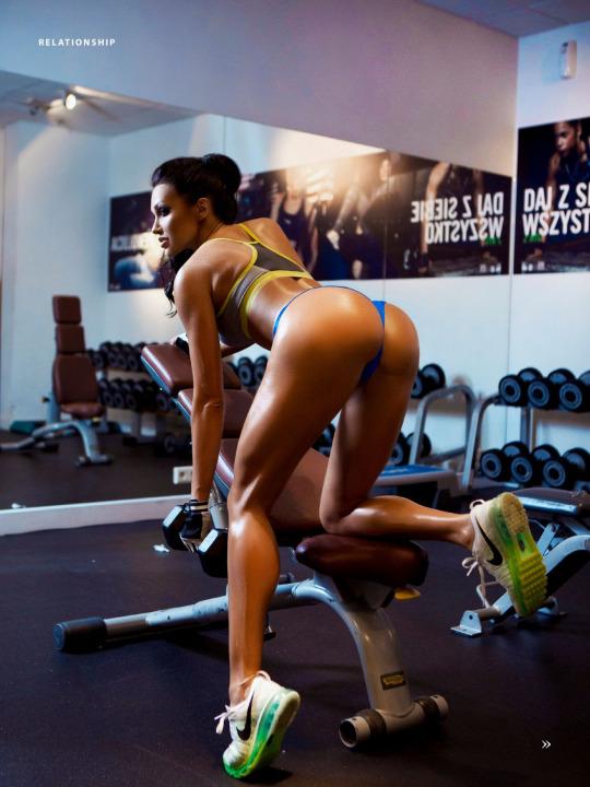 Estas son las mujeres que nos inspiran a ir al gym - Pompas perfectas