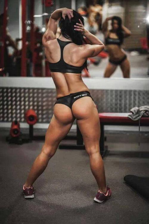 Estas son las mujeres que nos inspiran a ir al gym - Gluteos Perfectos
