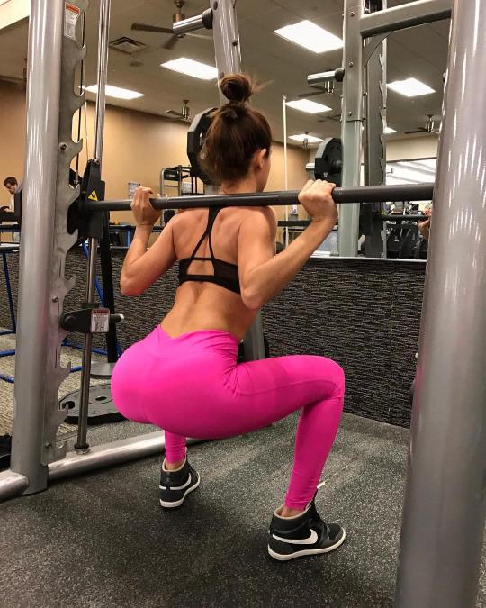 Estas son las mujeres que nos inspiran a ir al gym - Yoga Pants