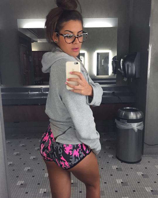 Estas son las mujeres que nos inspiran a ir al gym - Sexy Anllela Sagra