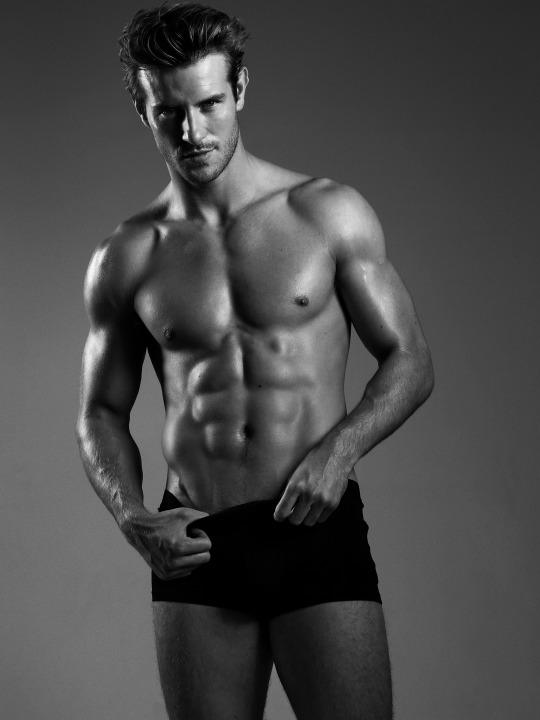 Motivación e inspiración para el ejercicio con los chicos fit - Abs