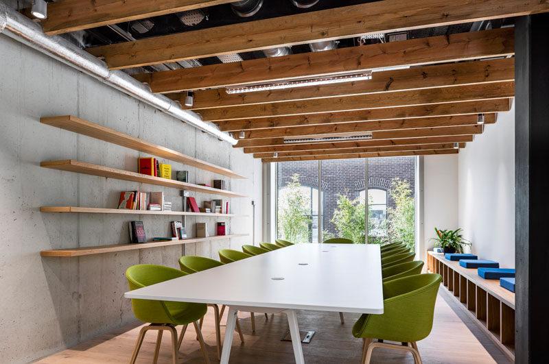 Diseño de Interiores: Oficinas de Airbnb en Dublin #68 - Decoración