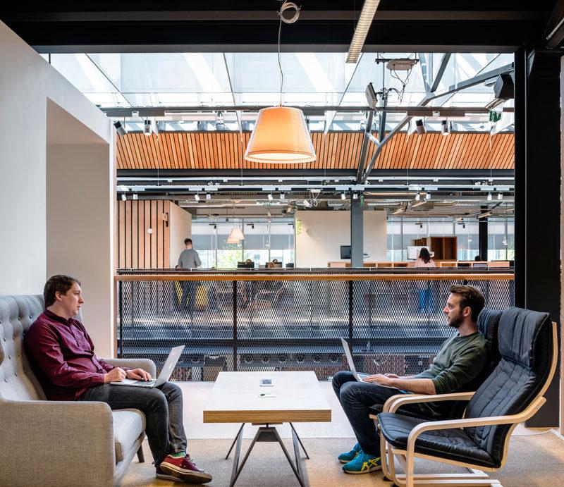 Diseño de Interiores: Oficinas de Airbnb en Dublin #68