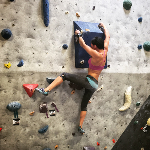 8 Cosas geniales que queremos en nuestras oficinas #66 - Muro para escalar