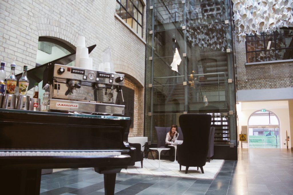 8 Cosas geniales que queremos en nuestras oficinas #66 - Cafetería