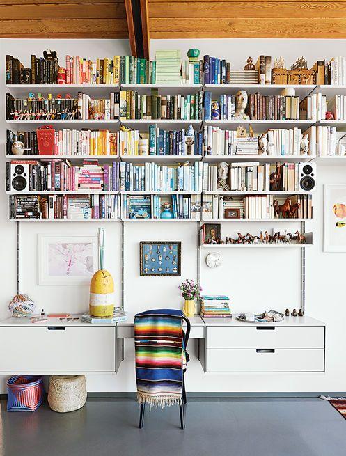 Inspiraci n para el dise o de oficinas en casa 65 el124 for Diseno de oficinas en casa