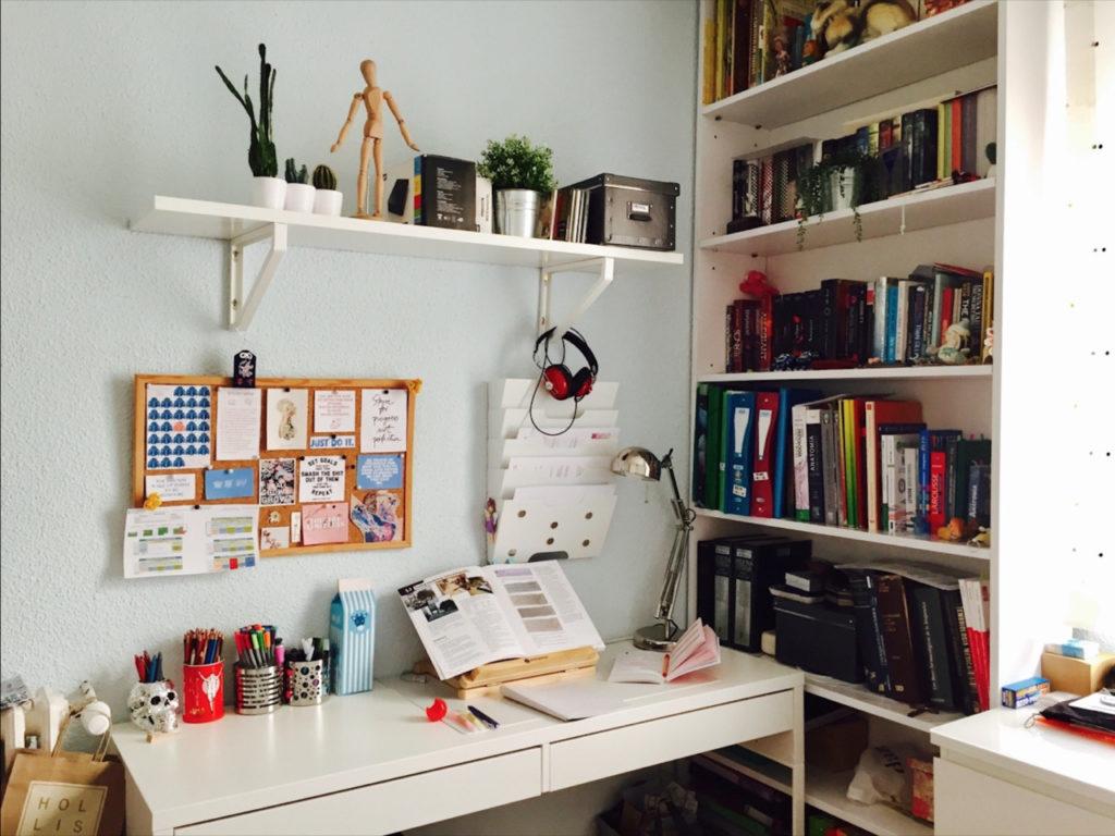 M s inspiraci n para la decoraci n de oficinas en casa 67 for Adornos oficina