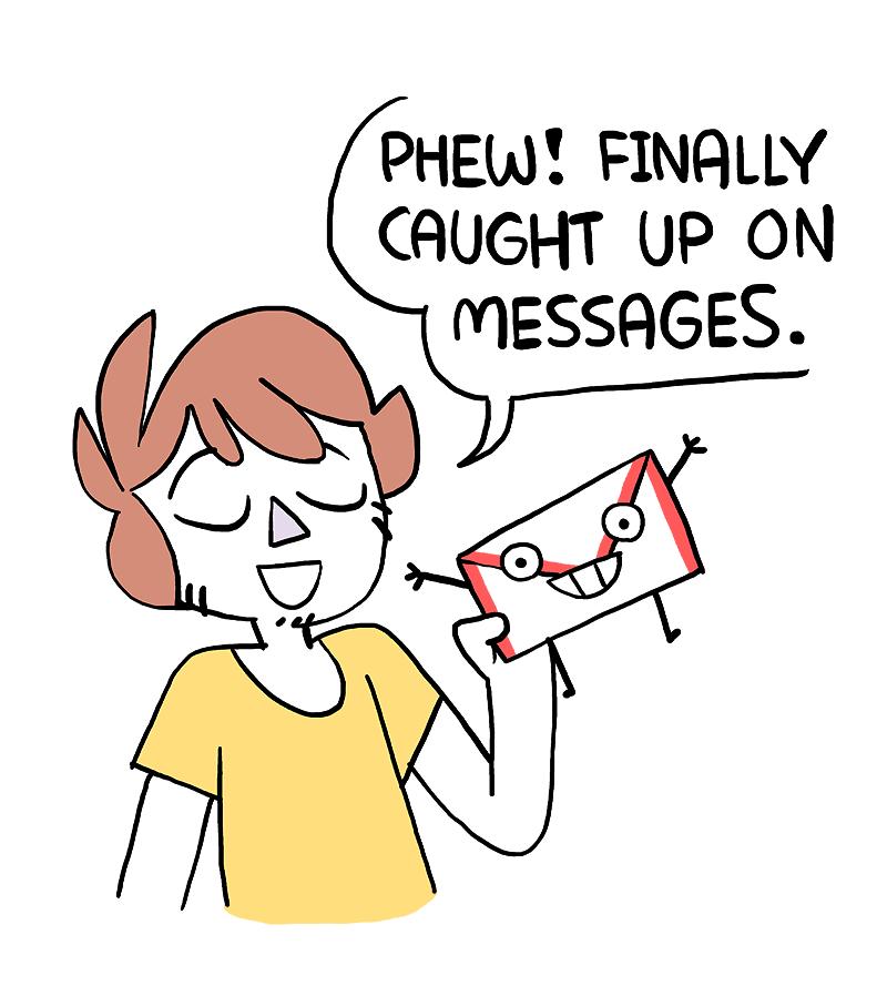 11 Cosas que la gente super productiva hace - Mail Productividad