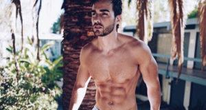 Músculos marcados y definidos la meta de loa hombres fitness - Hombre Gym