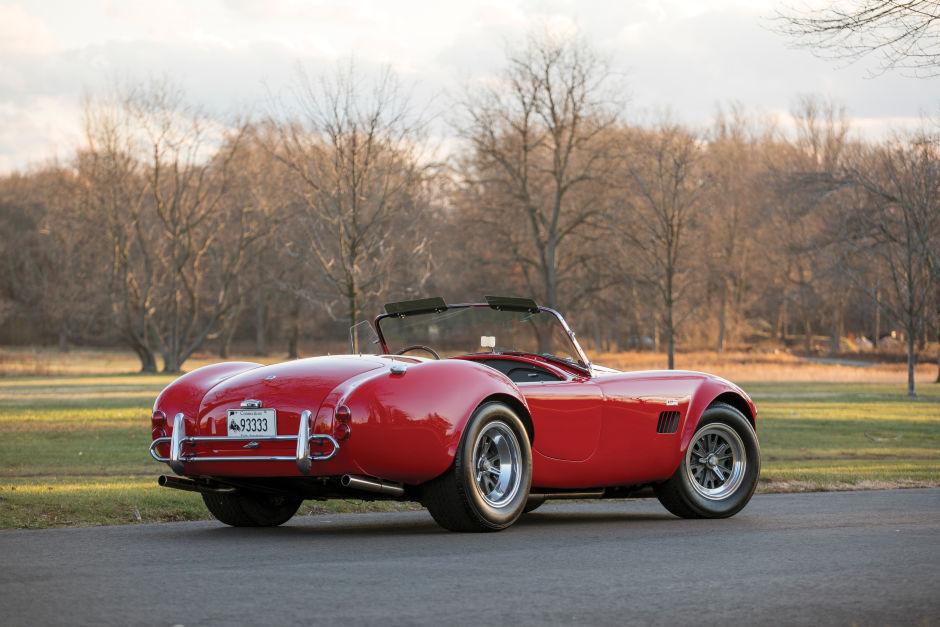 Queremos este Shelby 427 Cobra de 1966 un clásico imperdible