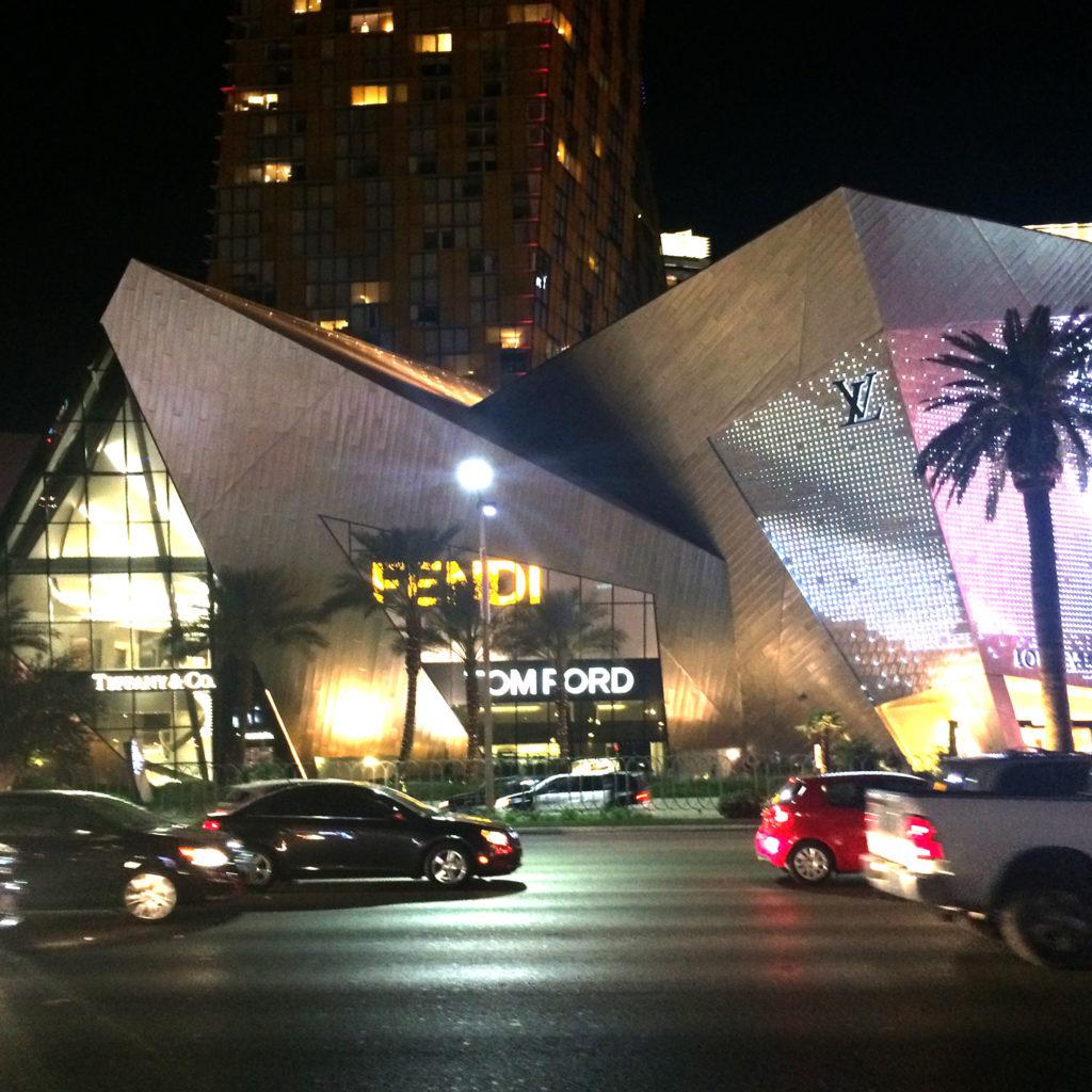 Viajes: Las Vegas en Thanksgiving