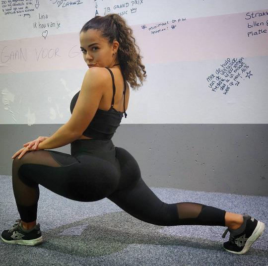 Las mujeres del gym te inspiran a entrenar más - Leg Day