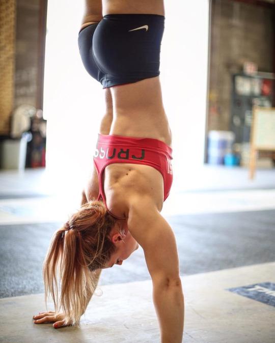 Las mujeres del gym te inspiran a entrenar más - Crossfit