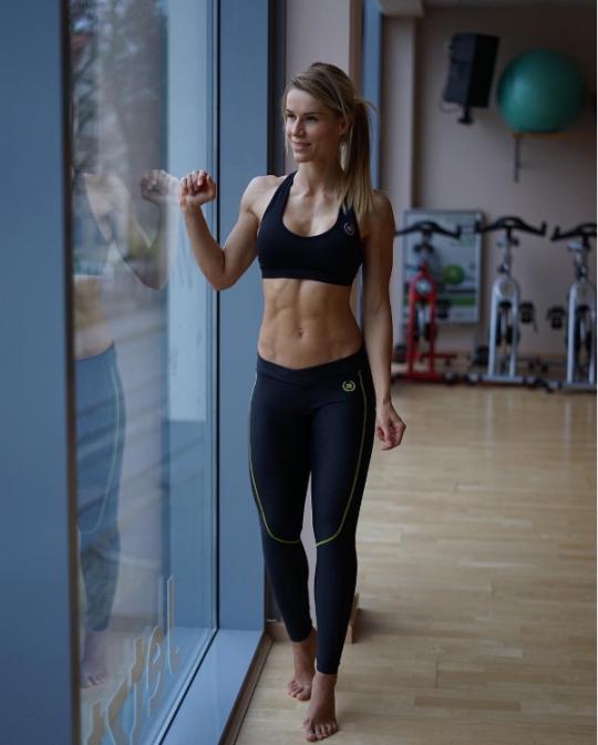 Las mujeres del gym te inspiran a entrenar más - Yoga Pants