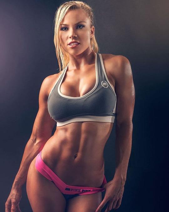 Las mujeres del gym te inspiran a entrenar más - Fitspo