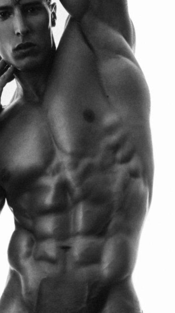 Los hombres sexys del gym están aquí y te motivan - Abdomen perfecto