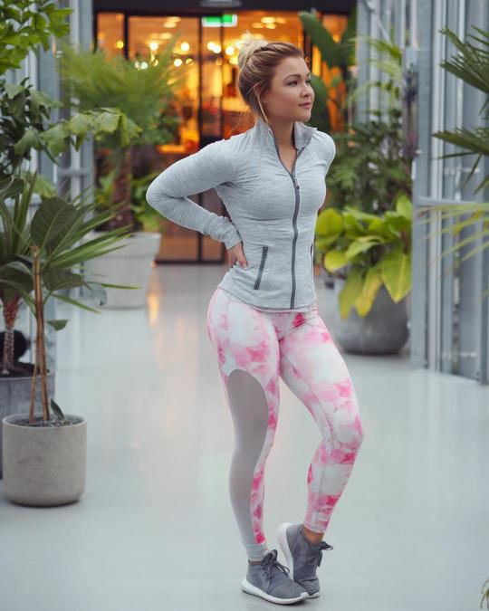 Inspiración pura para el gimnasio - Yoga Pants