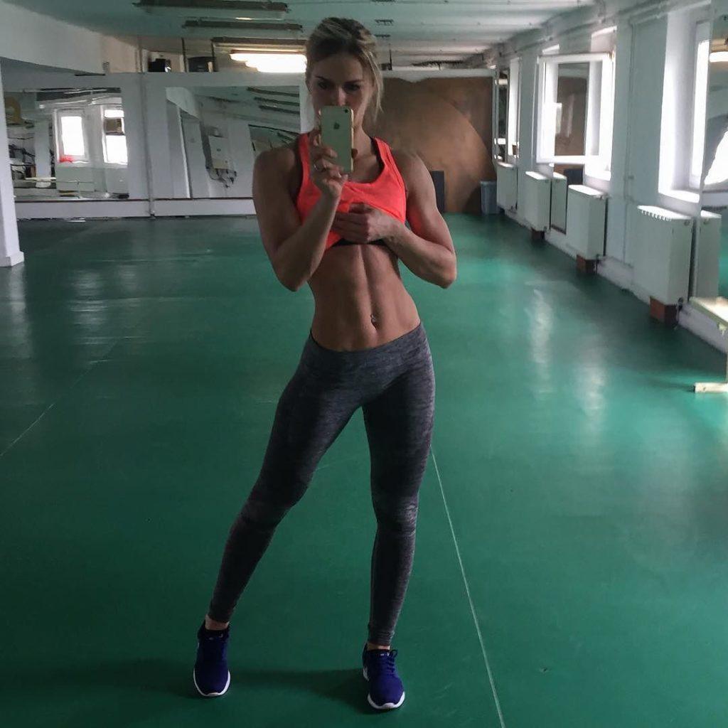 Inspiración pura para el gimnasio - Leggings