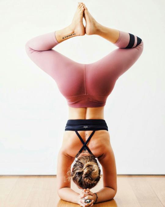 Inspiración pura para el gimnasio - Yoga