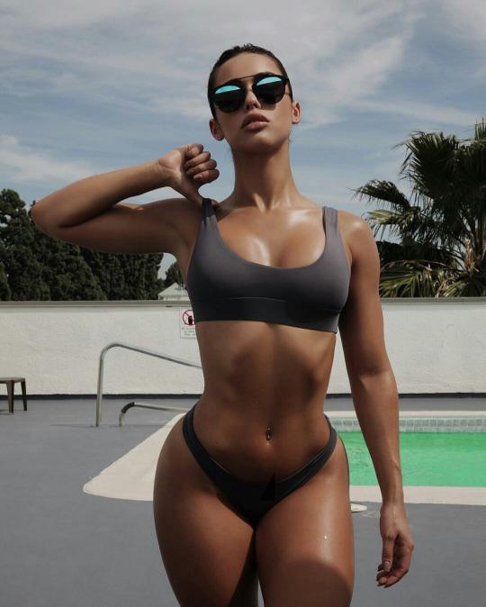 Inspiración pura para el gimnasio - Bikini Fit