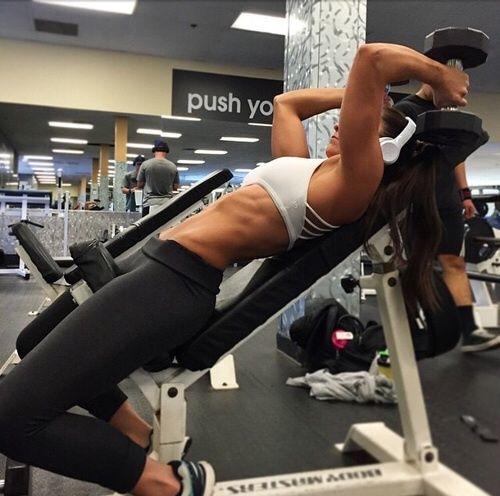 Inicia el año con las chicas del gym y su motivación - Pesas y Gimnasio