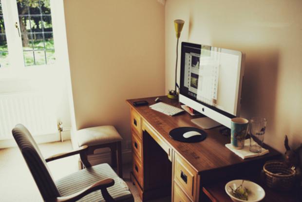 Dise a tu oficina en casa con estas ideas 72 dise o y for Disena tu oficina online