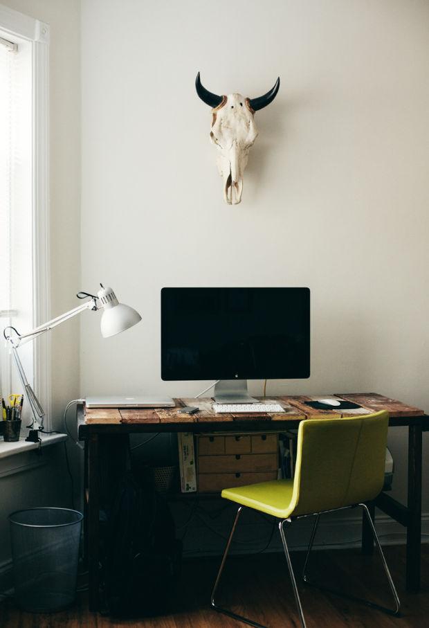 Comenzamos el a o con inspiraci n y dise o de oficinas en for Imagenes de oficinas en casa
