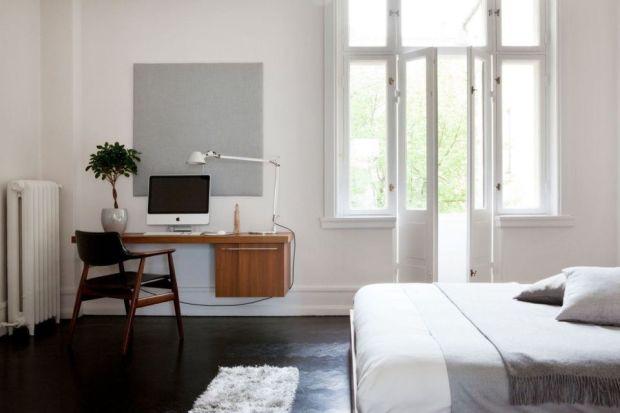 Inspiración y diseño de interiores para oficinas en el hogar #70