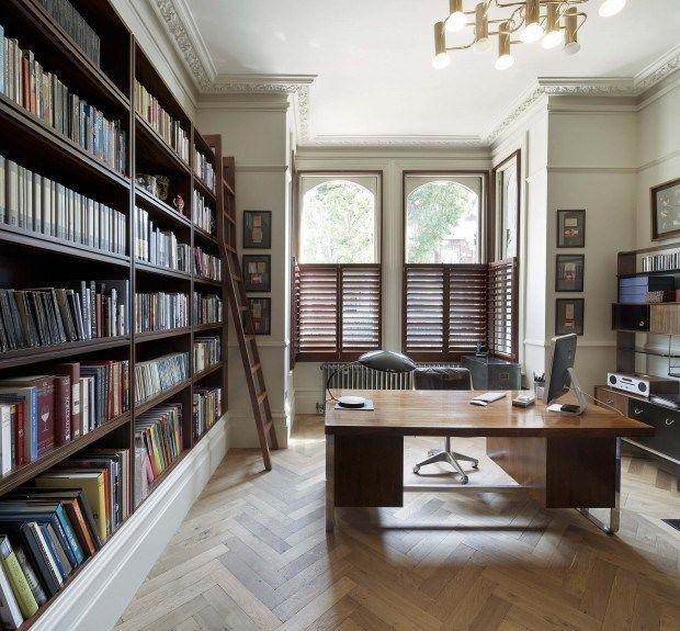 Comenzamos el año con inspiración y diseño de oficinas en casa #69