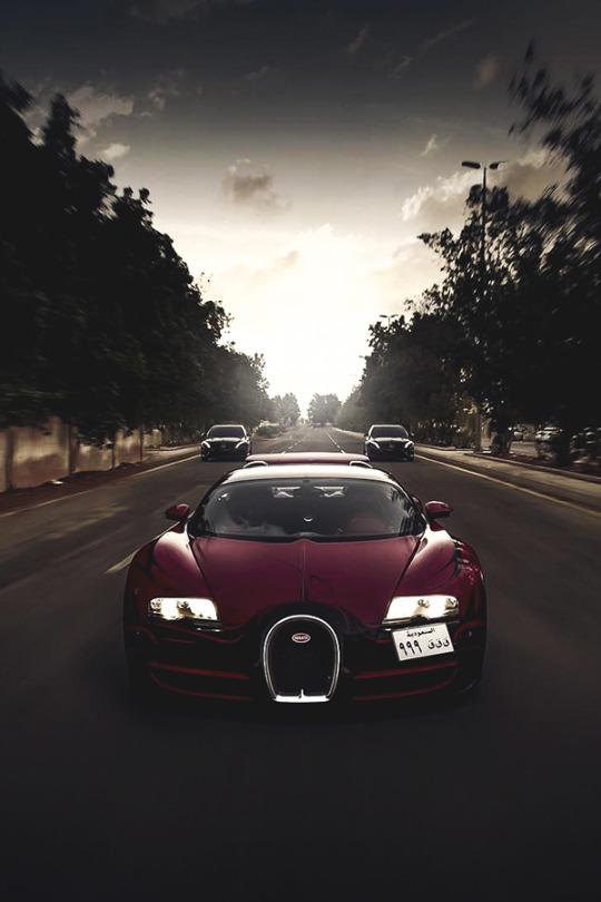 Random post para cerrar una semana pesada - Bugatti