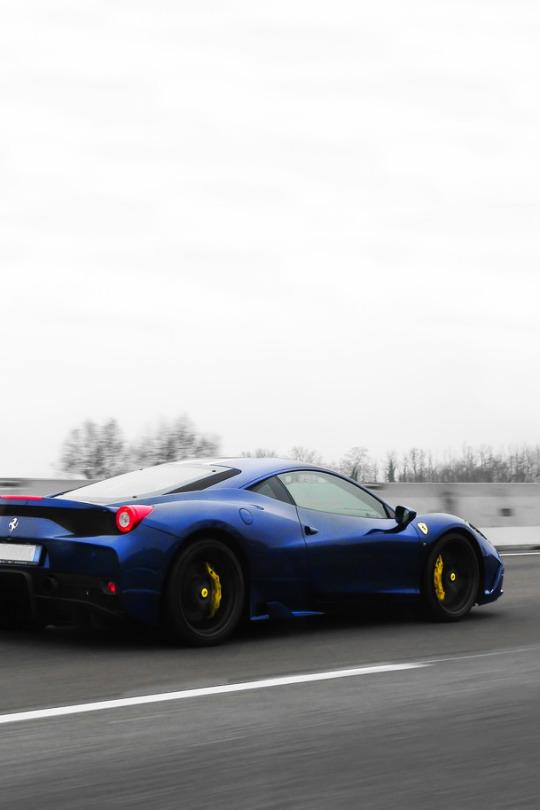 Random post para cerrar una semana pesada - Ferrari