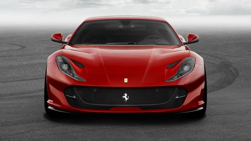 Nuevo y más rápido Ferrari 812 Superfast