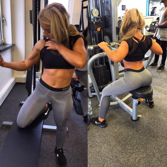 Vence al estrés y ven a entrenar con las chicas de nuestro gimnasio