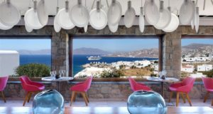El hotel más sexy de Mykonos