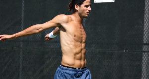 Feliciano Lopez el mejor cuerpo del tenis