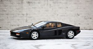 Ferrari Testarossa de 1987 un clásico que marco época