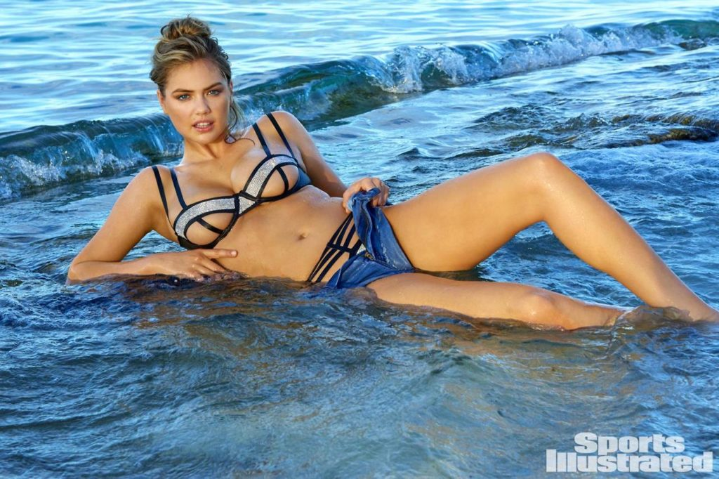 Kate Upton es la portada de Sports Illustrated 2017
