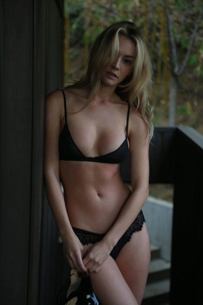 Lo más sensual de Bryana Holly