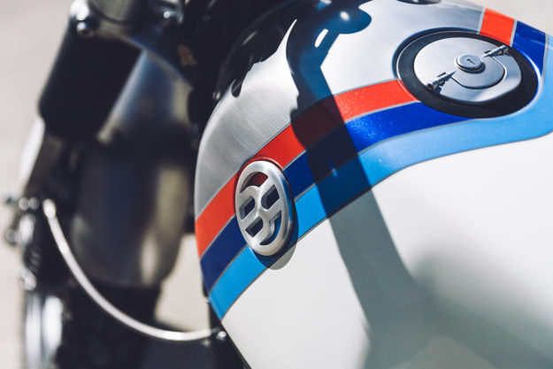 BMW R100 reconstruida