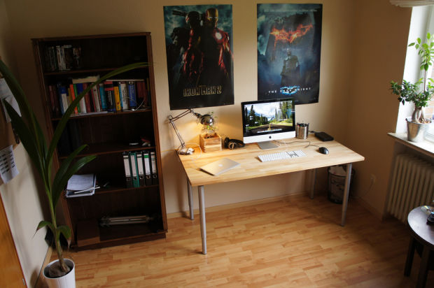 Dise a y decora la oficina de tus sue os 74 decoraci n for Decora tu oficina