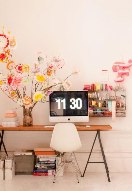 Oficina en casa inspiraci n total 76 decoraci n y for Oficina postal mas cercana