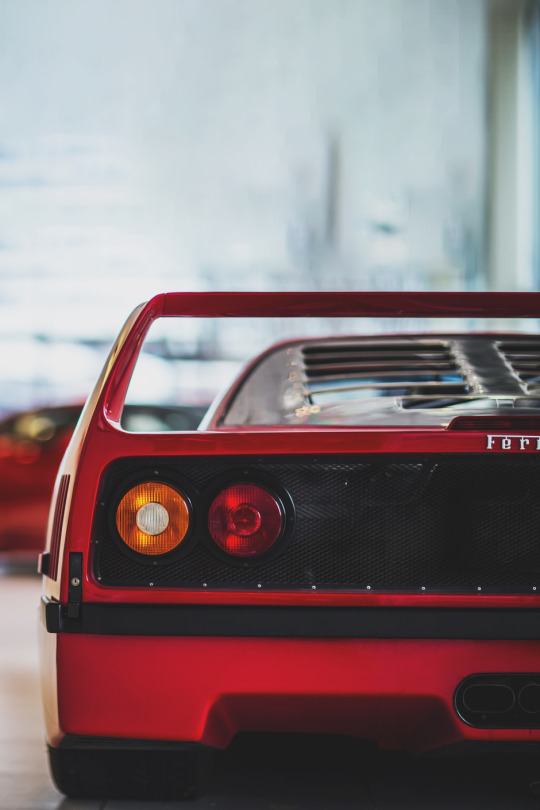 Viernes por la tarde con actitud random - Ferrari