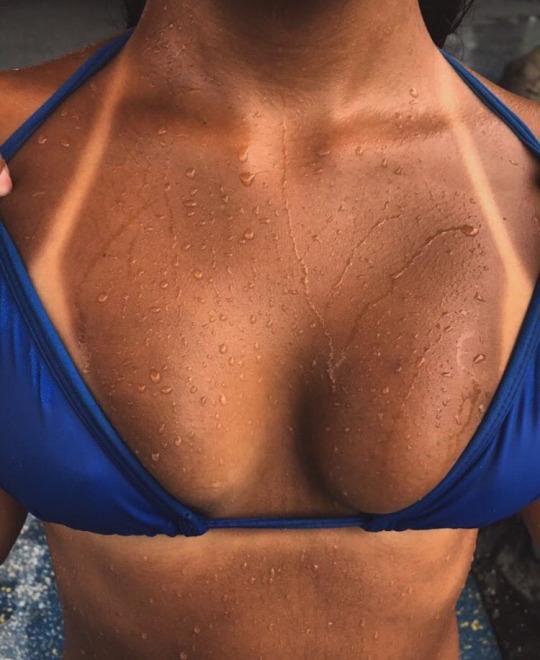 Viernes por la tarde con actitud random - Bikini