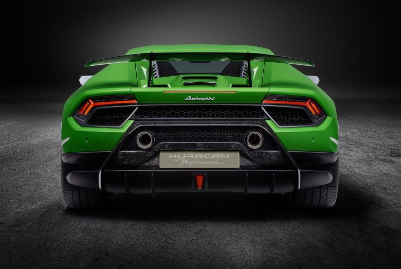 Nuevo Lamborghini Huracán es aún más poderoso