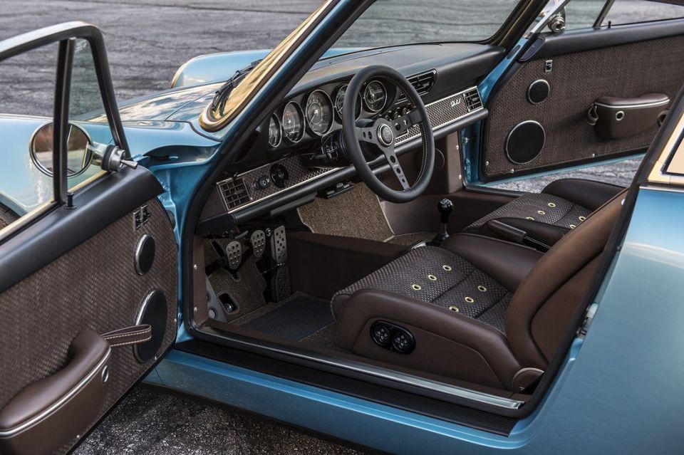 Enamórate de este clásico Porsche 911