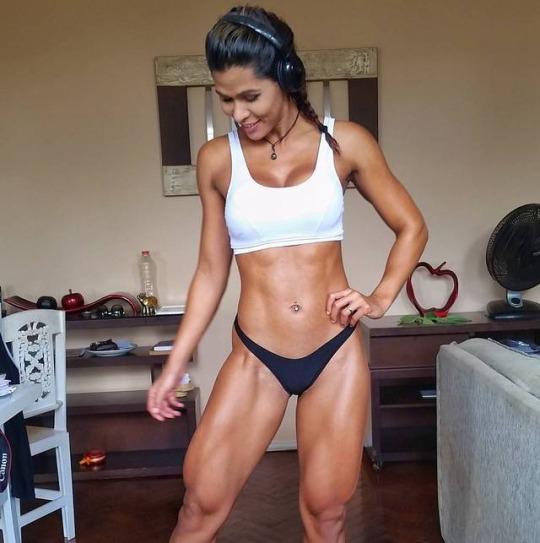 Sexy, fit y llenas de motivación para el gimnasio