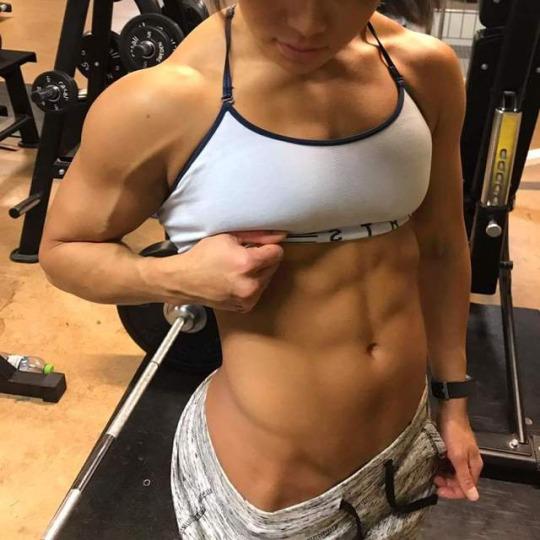 Chicas del gym un deleite a la vista